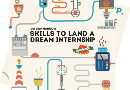 4 Skills to Land a Dream Internship