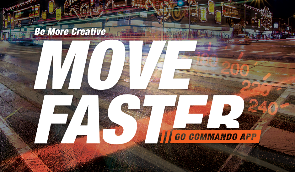 Be More Creative Move Faster