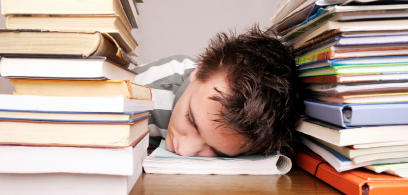 Learning Study Habits Is Hard | The Brief at Go Commando